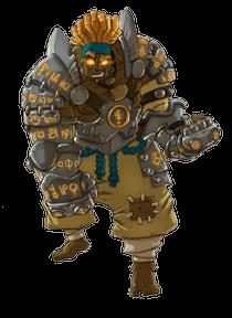 Personnage : Les Mercenaire H-1-3