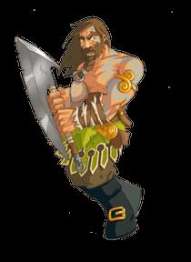 Personnage : Les Mercenaire H-2-2